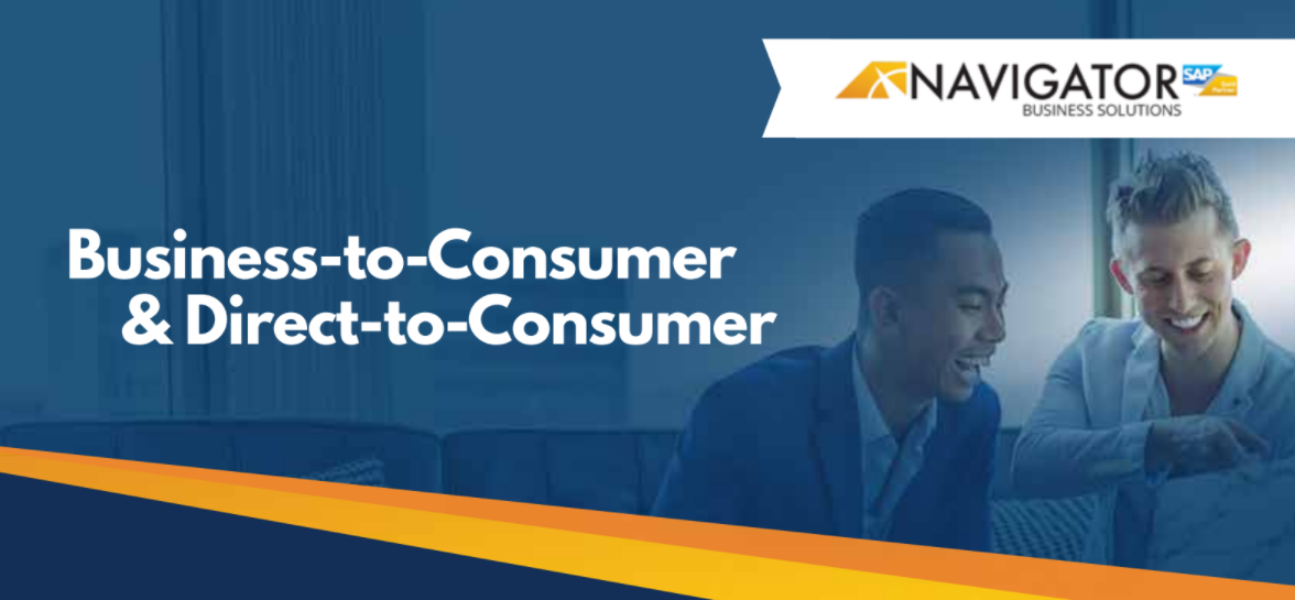 ERP for Consumer Products and Retail companies