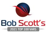 2021 Bob Scotts Top 100 logo