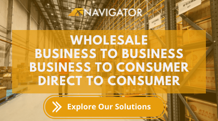 SAP ERP Solutions for Wholesale Distribution, Business to Business, B2B, Business to Consumer, B2C, Direct to Consumer, DTC