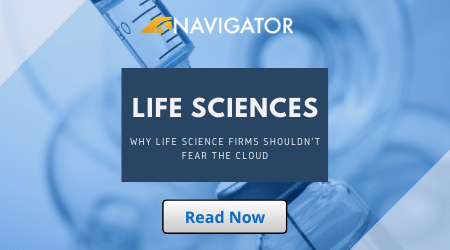 Life Science Firms Should not Fear Cloud ERP Solutions