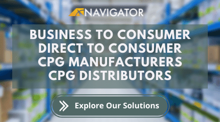 RP Solutions for Business to Consumer, Direct to Consumer, Consumer Products and Goods Manufacturers and Distributors