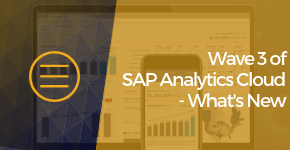 What's New with SAP Analytics Cloud