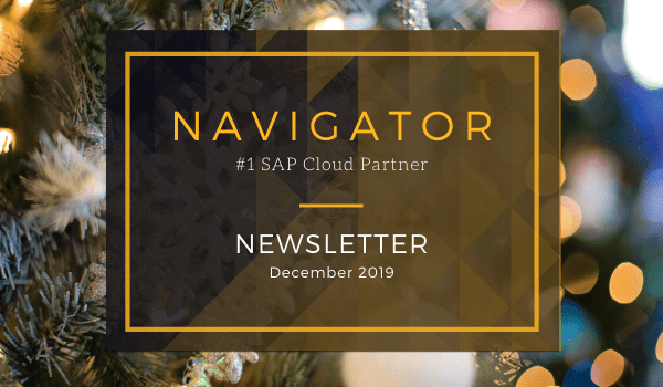 Navigator December Newsletter