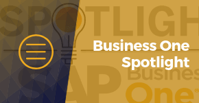 Spotlight on SAP Business One