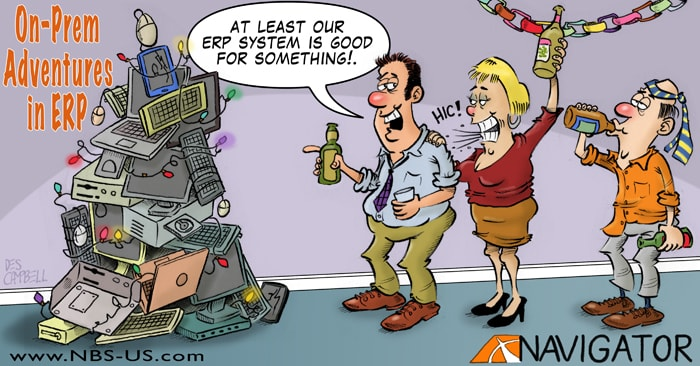 What's your ERP system good for?