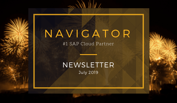 July Navigator Newsletter