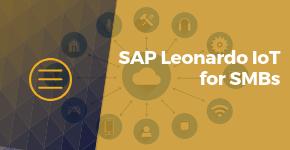 SAP Leonardo IoT for SMBs