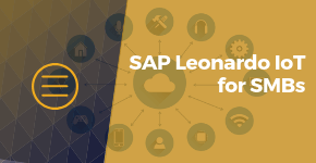 SAP Leonardo IoT for SMBs