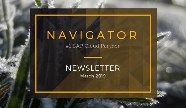 March 2019 Newsletter | Navigator Business Solutions