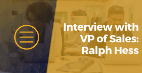 Interview with our VP of Sales