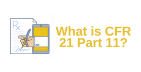 What is CFR  21 Part 11.png