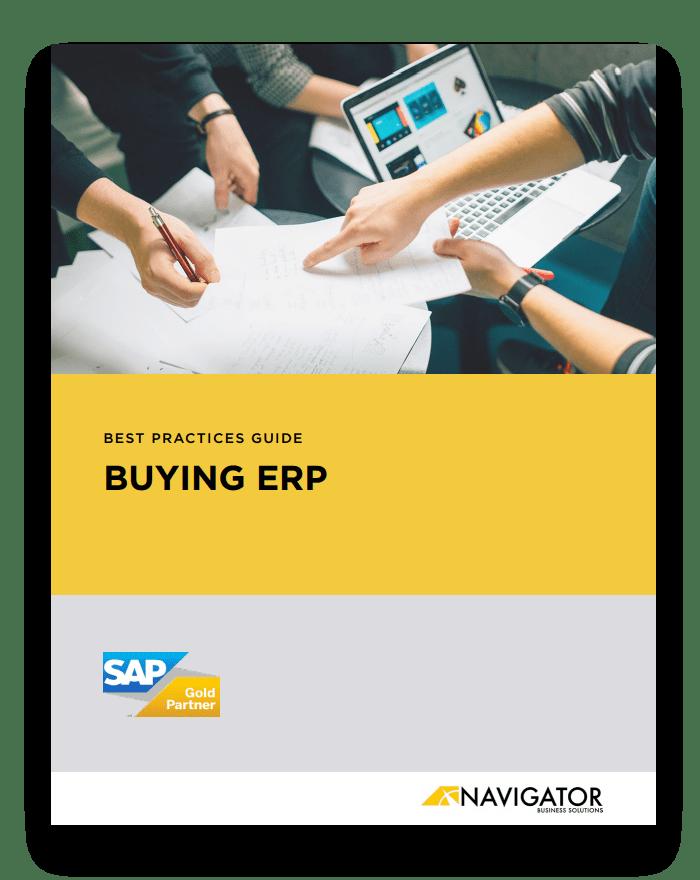 Buying ERP Best Practices