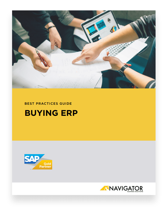 Buying ERP Best Practices