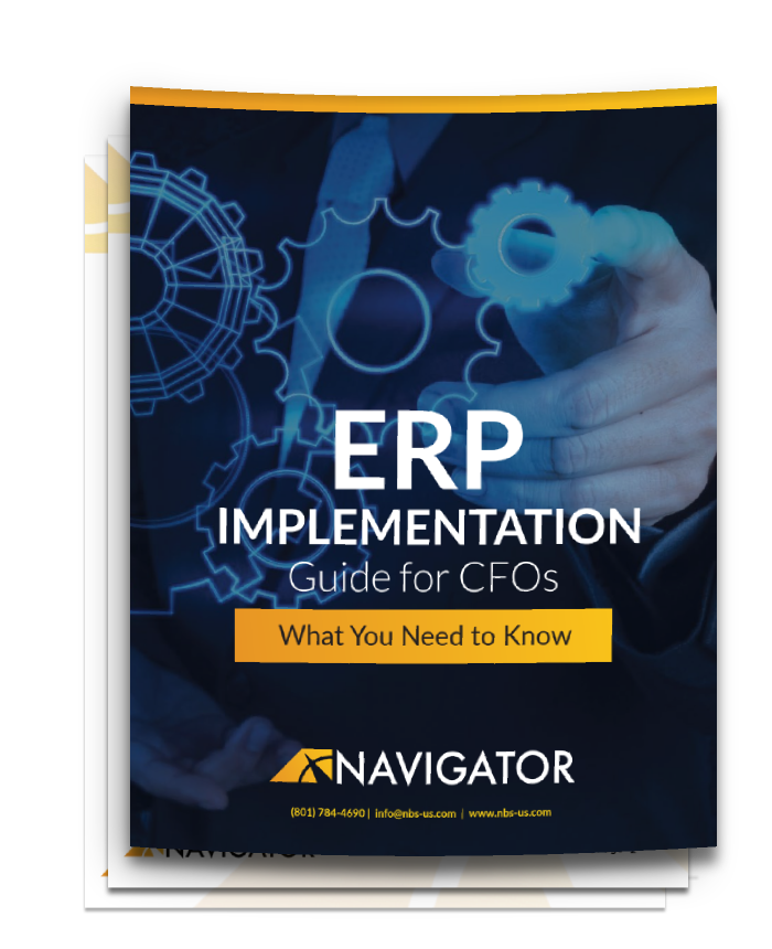 ERP Implementation Guide For CFOs