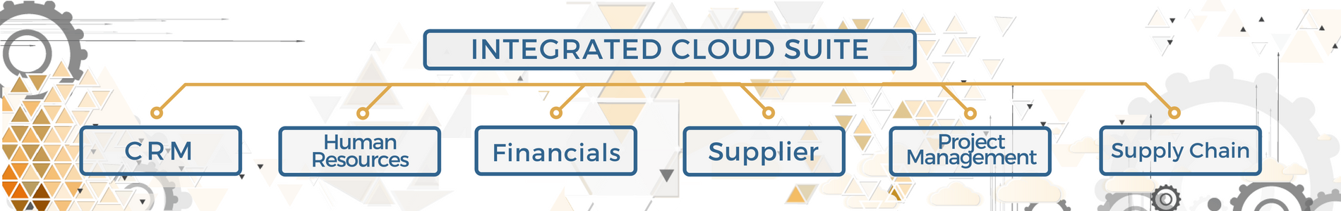 Integrated Cloud Suite with SAP