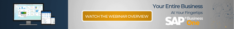 Watch the SAP Business One Overview