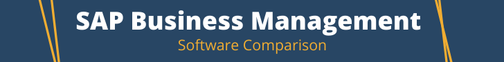 SAP Business One vs SAP Business Software Comparison