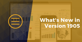 What's New In Version 1905