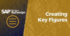 Creating Key Figures - Data Operators