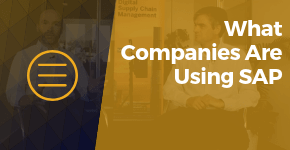 What Companies Are Using SAP?