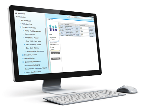 Hemp Software for Hemp Cultivators, Processors, and Distributors