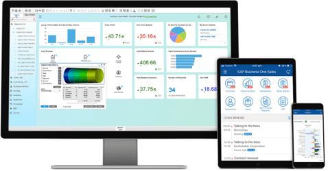SAP Business One Webinar Overview