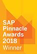 SAP Pinnacle Award Winner 2018