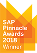 SAP Pinnacle Award Winner 2018