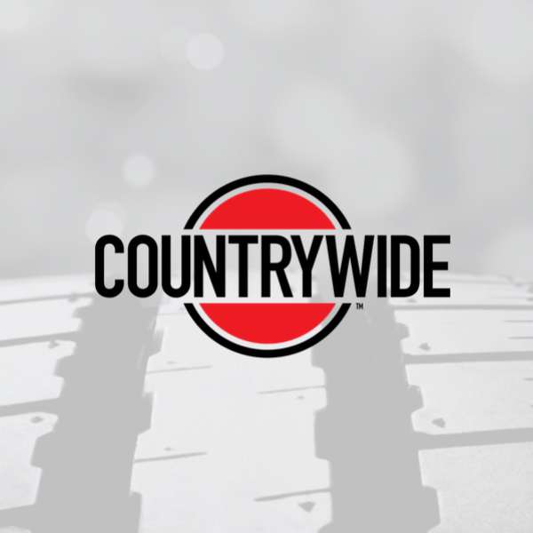 Countrywide Tire Distributor Logo Image